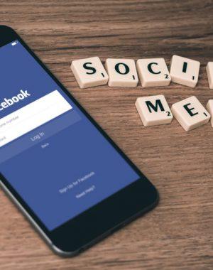 Hvor aktiv er du på de sociale medier?