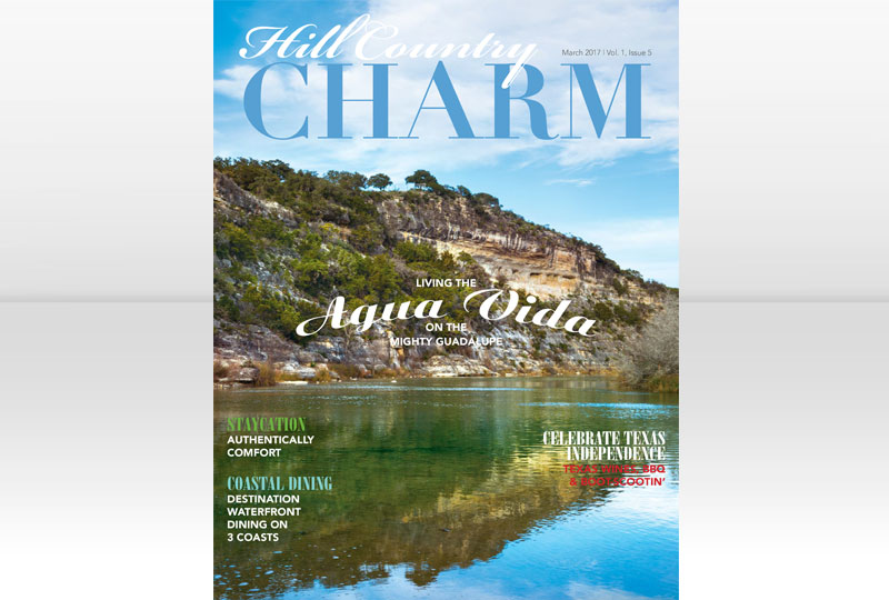 Hill Country Charm Magazine – Marts 2017