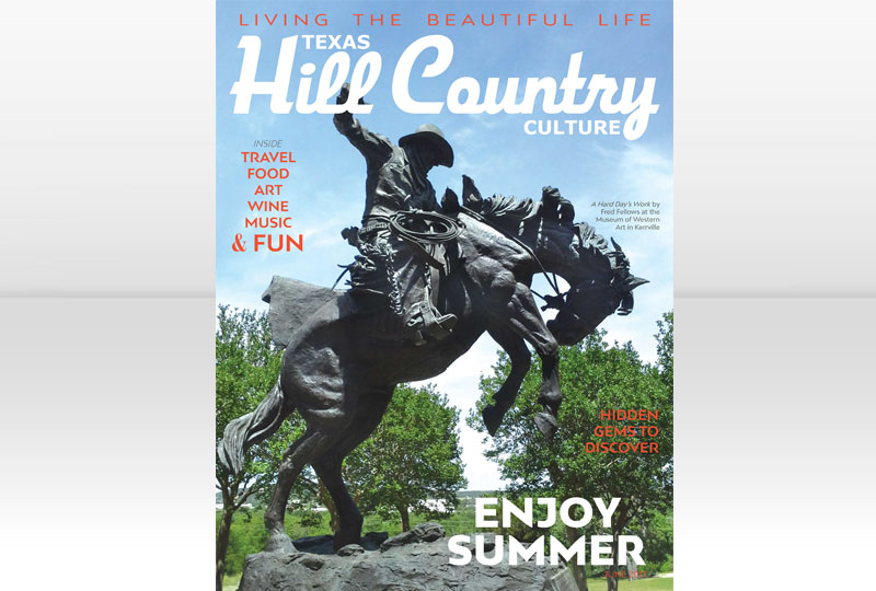 Texas Hill Country Culture Magazine – Juni 2017
