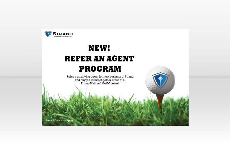 Strand Insurance Finance Company